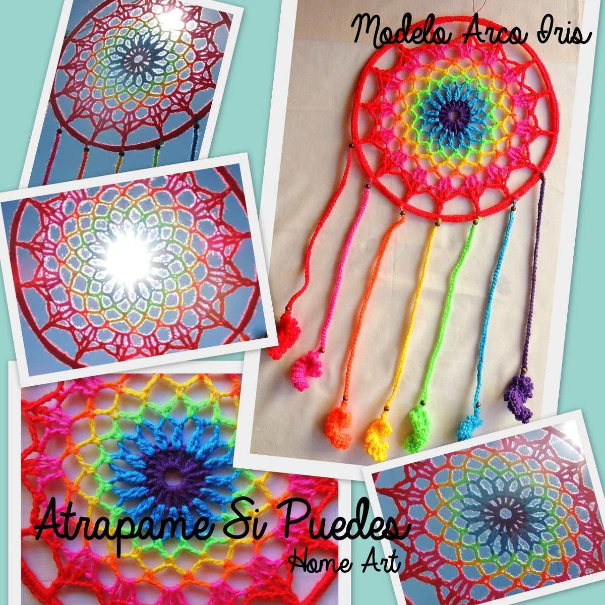 Atrapasueños Grandes Crochet en Mercado Libre Argentina
