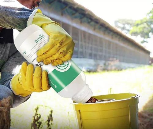 atrativo target biológico armadilha moscas galão 5 litros