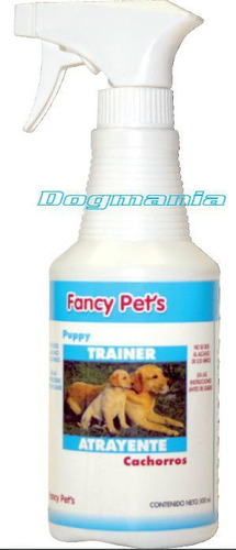 atrayente líquido 500ml entrenador para perro uso interiores