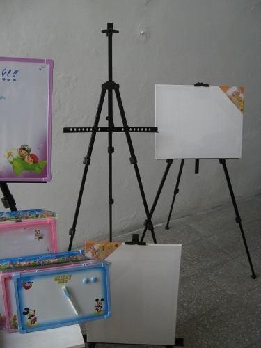 atril - caballete - trípode - soporte liviano y practico