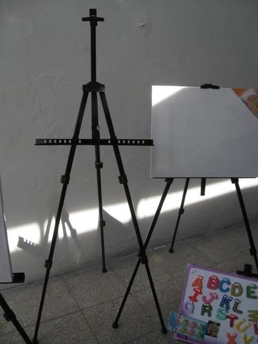 atril caballete tripode soportes para murales cuadros envios
