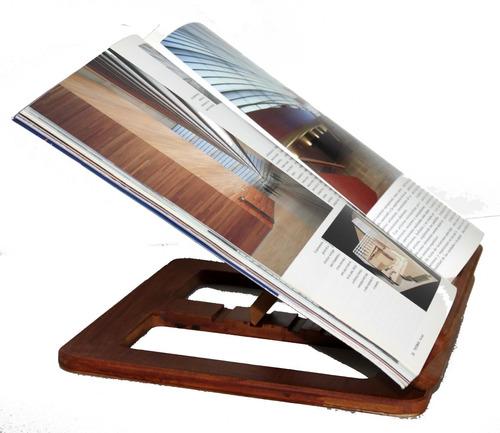 atril de lectura libros porta notebook netbook ipad tablet