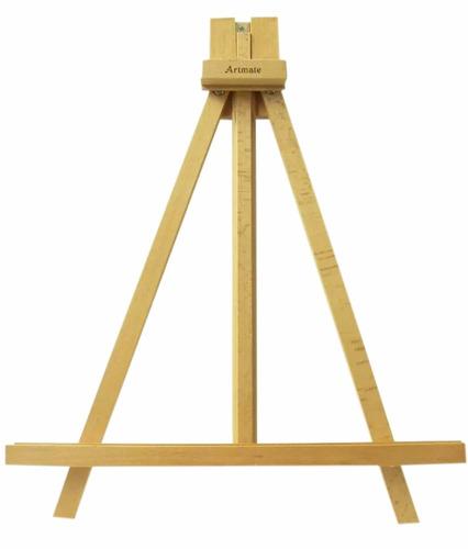 atril de mesa plegable madera artmate