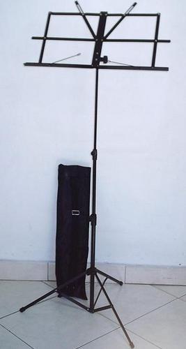 atril de partitura soporte parante pedestal stand