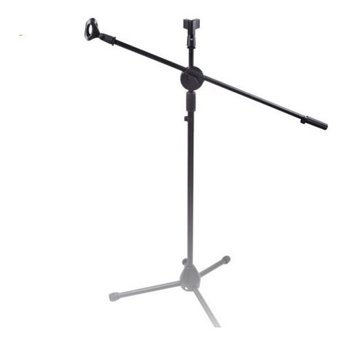atril doble de micrófono - incluye dos pinzas y funda