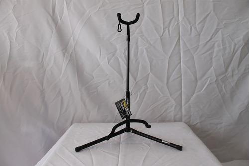 atril para guitarras prolok regulación altura - seguro