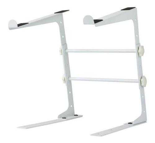 atril para laptop reloop laptop stand ltd blanco