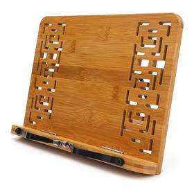 Atril Para Libros De Bambú
