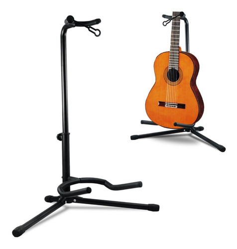 atril stand soporte para guitarra electrica,clasica,bajo,uke