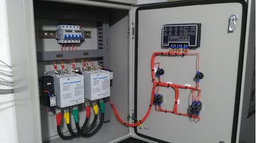 ats tablero transferencia automatica planta electrica 330amp