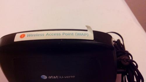 at&t u-verse cisco access point ven401 at envio gratis