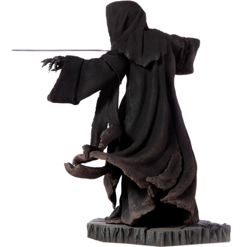attacking nazgul - 1/10 bds - lord of the rings - iron studi