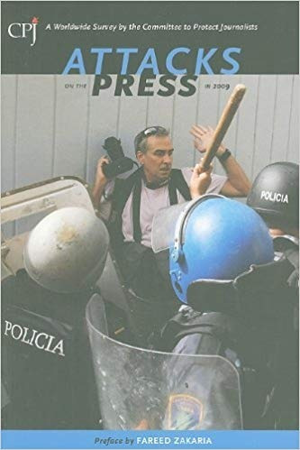 attacks on the press in 2009   /autores diversos