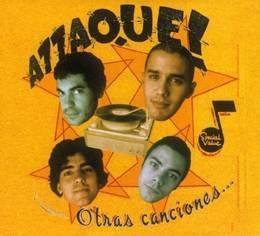 attaque 77 otras canciones cd nuevo