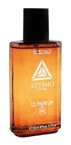 attimo for men paris elysees perfume masculino de 100 ml