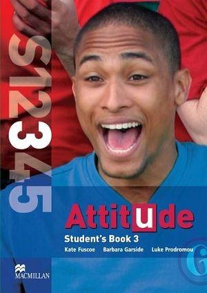 attitude 3 student's book