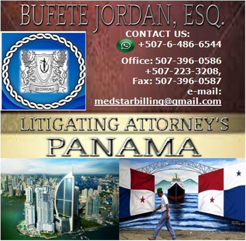 attorney at law, panama