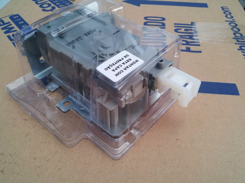 atuador freio lavadora electrolux lm08 + catraca com mola or