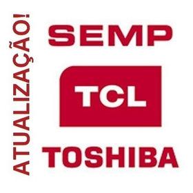 Atualização De Software Firmware Tv Sti Semptoshiba Le3973a