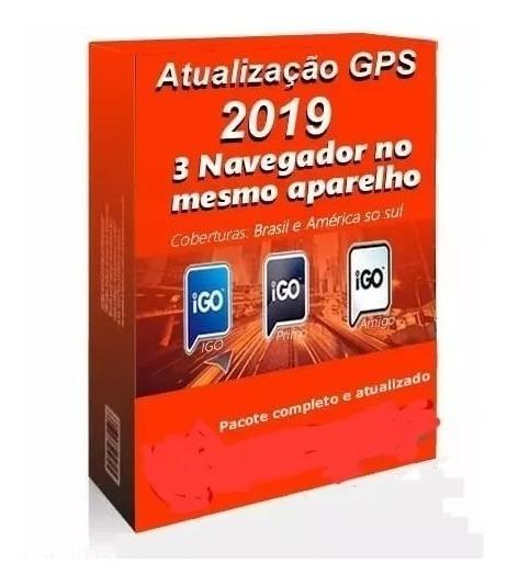 FOSTON GPS FS-470DC ATUALIZAO 2014 BAIXAR