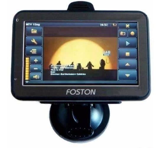 FOSTON GRATIS GPS BAIXAR 2014 FS-460DT ATUALIZAO