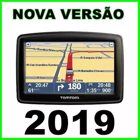 Atualização Gps Tomtom Brasil-completo + Radares