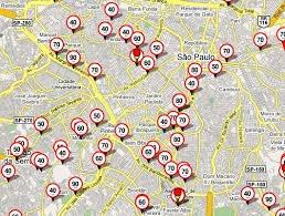 destinator 7 mapas brasil
