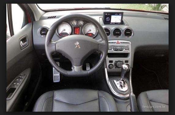 Atualiza U00e7 U00e3o Orig Gps   Mapas Peugeot 308 Allure Feline Thp