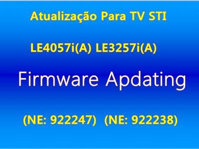 atualização para tv sti le4057i(a) le3257i(a)