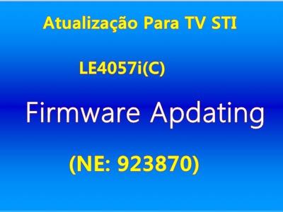 atualização para tv sti le4057i(c)
