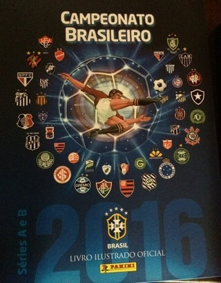 atualizações x , y figurinhas campeonato brasileiro 2016