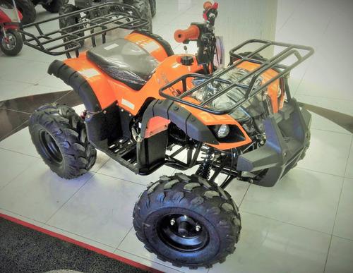 atv 125cc cuatrimoto mod 2019 aut c/rev nuevas
