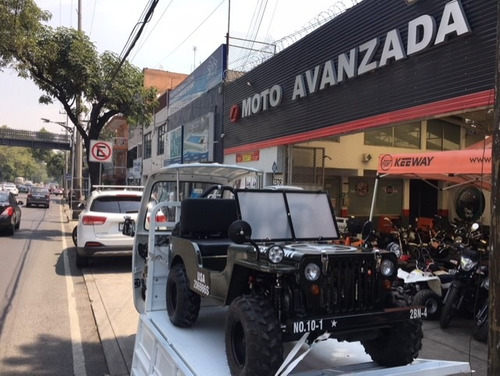 atv 150 jeep willy infantil