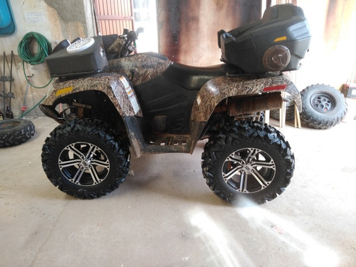 atv arctic cat