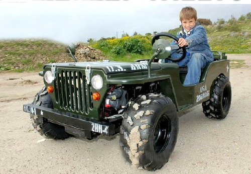 atv buggy jeep willy 110 cc