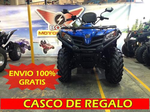 atv cforce 450cc ul 4x4 marca cfmoto nueva.