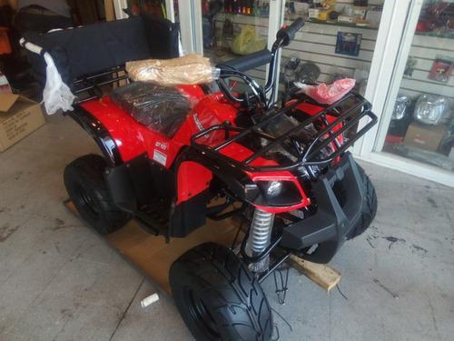 atv cuatrimoto 125cc automatico nuevo con factura y garantia