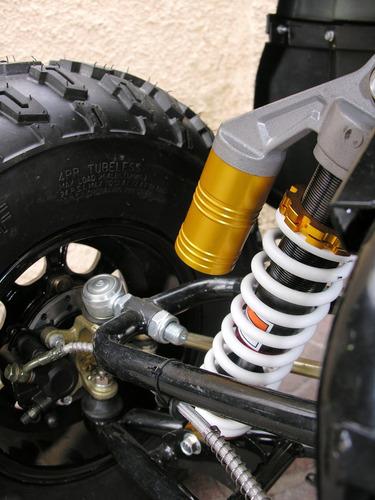 atv cuatrimoto 4x2 hummer 250 cc  atv ds rad ar10 fesal