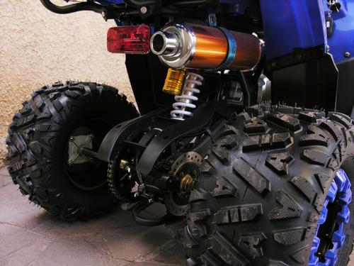 atv cuatrimoto hummer hunter 125 cc aut ar 8 rev dcr77