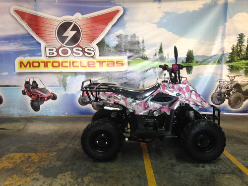 atv junior 110cc marca boss nueva