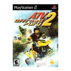 atv off road fury 2 - quatrimotos  -  playstation 2 ps2