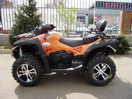 atv / quads / 4wheel  autom. 4x4 rd