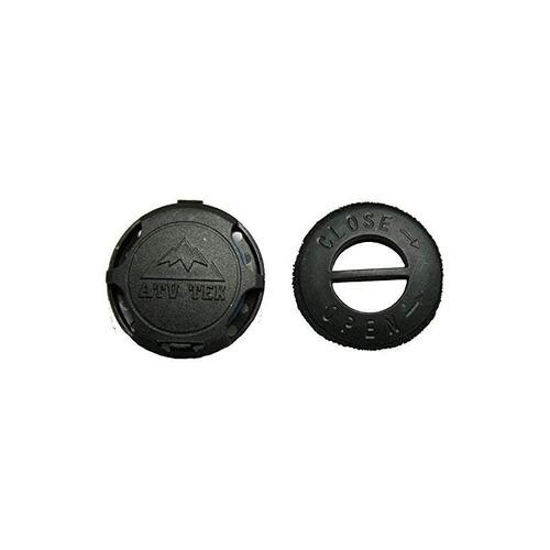 atv tek dust mask bandana (negro, universal / x-large)