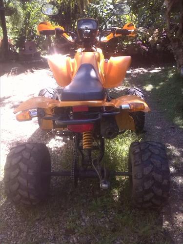 atv unico 200cc caucho delanteros nuevos muy conservada 2008