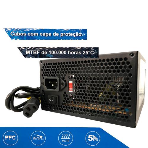 atx 500w fonte para