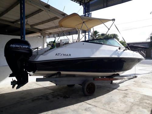 atymar 23 ano 2012 com mercury 4t modelo novo