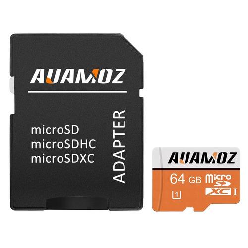 auamoz 32gb micro sdhc uhs-1tarjeta de memoria