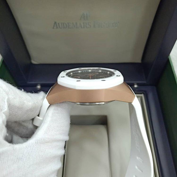 508d55ff33d relógio audemars piguet royal oak offshore ref. 8956 · relógio audemars  piguet · audemars piguet relógio