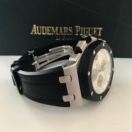 audemars piguet royal oak offshore chronograph rubberclad