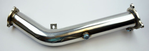 audi 2.0 turbo modelos a5-a4-q5 2009-11 escape downpipe